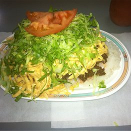 This is taco rice!